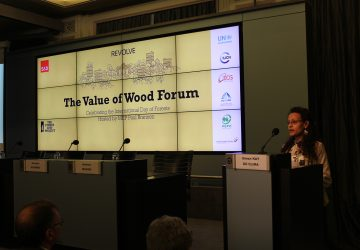 Revelle Group at the 'Value of Wood Forum'